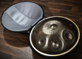RAV Pan (Hand Pan / Hang Drum) D Celtic minor в жестком кейсе -