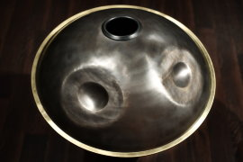 RAV Pan (Hand Pan / Hang Drum) F Pygmy в жестком кейсе -
