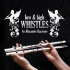 Вистл High Whistle Black Nightingale / A.Karavaev (хай-вистл) -