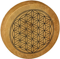 "Бубен 15"" meinl ""Flower of Life"""